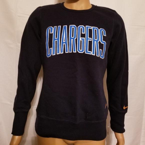 8e2d0240 San Diego LA Los Angeles chargers nike Sweatshirt